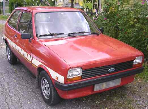 Picture of 1976 Ford Fiesta, exterior