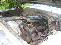 1976 Chevrolet C/K 10, A 30+ year old original 350cid SBC, the starting point..., engine