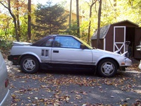 1986 Toyota MR2 picture, exterior