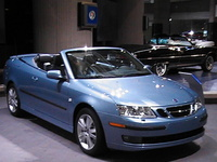 Picture of 2007 Saab 9-3, exterior