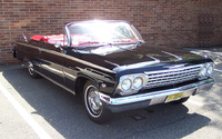 1962 Chevrolet Impala Picture Gallery