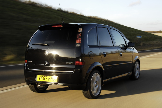 Picture of 2007 Vauxhall Meriva