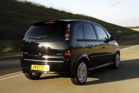 2007 Vauxhall Meriva Overview
