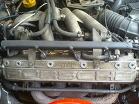 Picture of 1986 Porsche 924, engine