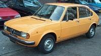 1977 Alfa Romeo Alfasud Overview