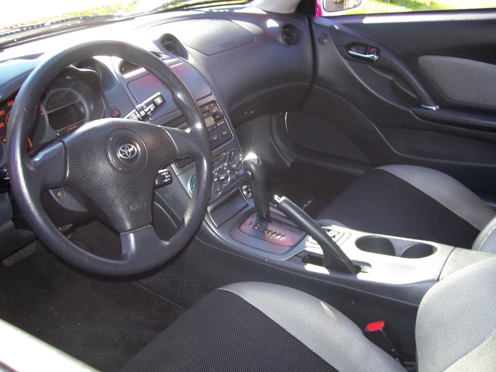 2005 Toyota Celica Interior Pictures Cargurus