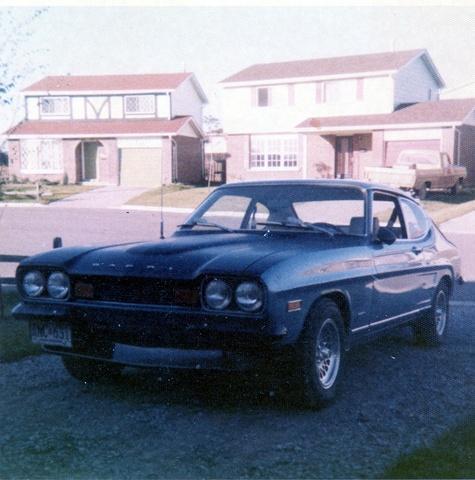 Picture of 1972 Ford Capri, exterior