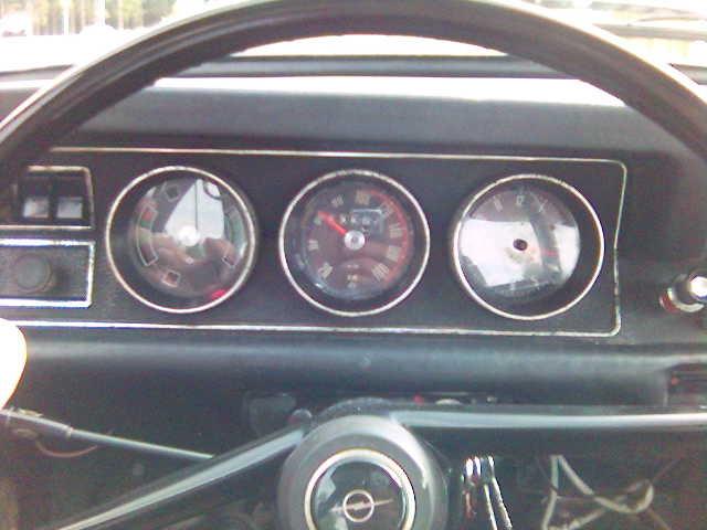 Picture of 1968 Opel Kadett, interior, gallery_worthy