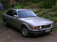 Picture of 1992 BMW 5 Series 518i, exterior