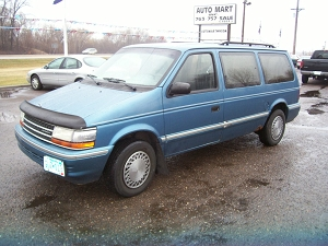 1995 Plymouth Grand Voyager picture