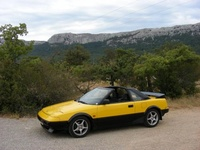 1989 Toyota MR2 picture, exterior