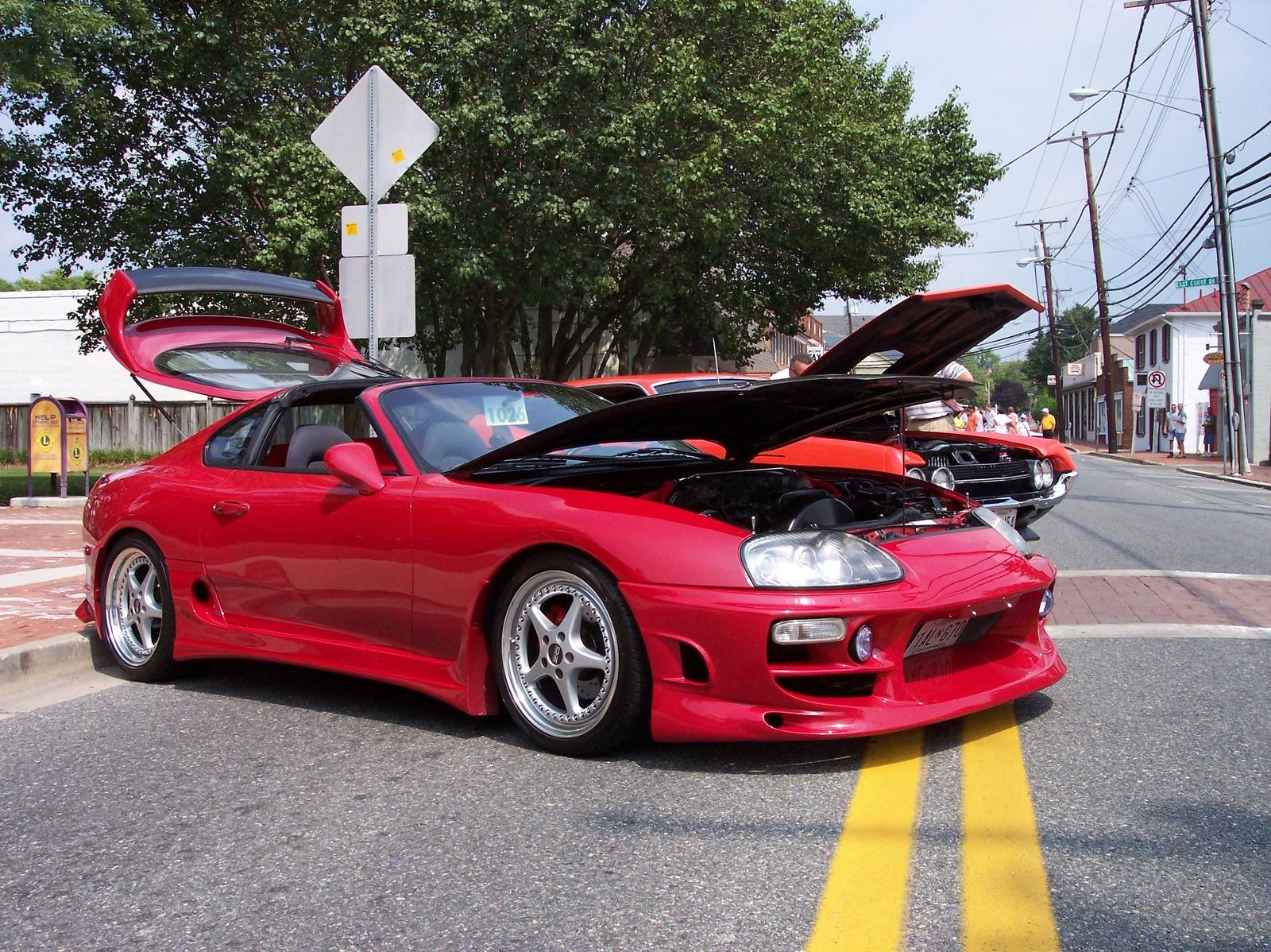 1993 Toyota Supra - Overview