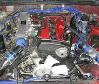 Picture of 1989 Nissan 200SX, engine, gallery_worthy