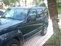2008 Jeep Liberty Limited 4WD picture, exterior