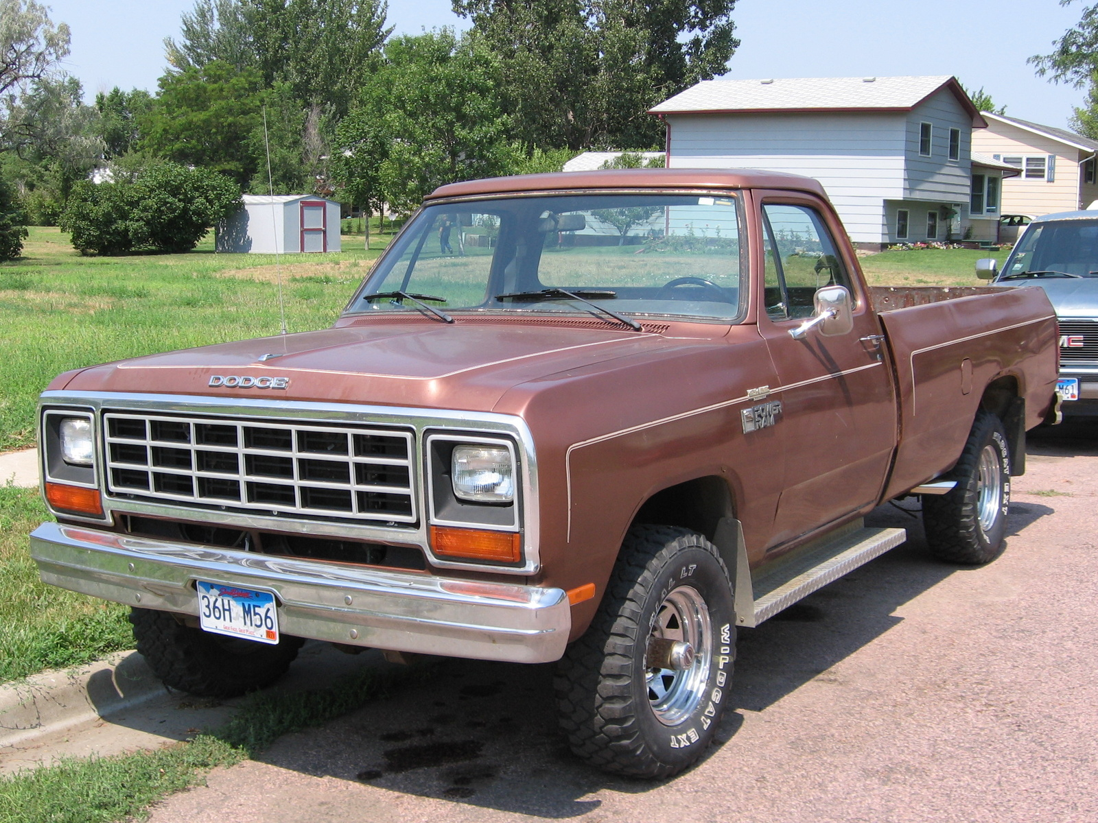 1984 Dodge Power Ram 50 Pictures to Pin on Pinterest  PinsDaddy