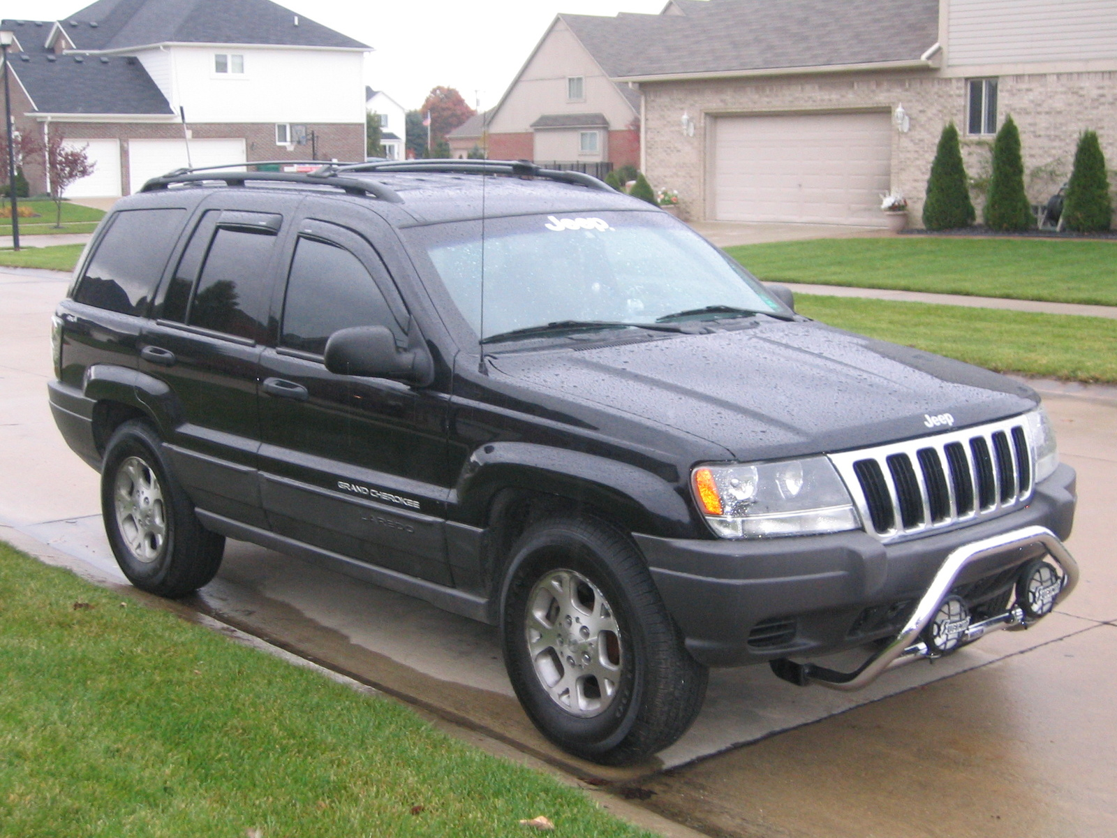 picture of 1999 jeep grand cherokee laredo 4wd. Black Bedroom Furniture Sets. Home Design Ideas