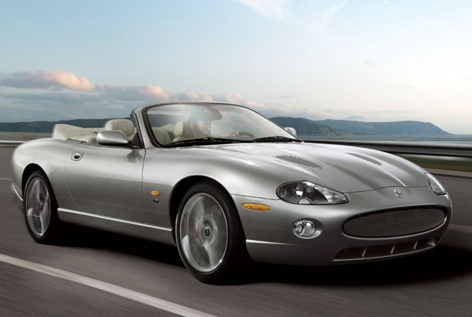 Picture of 2006 Jaguar XK-Series