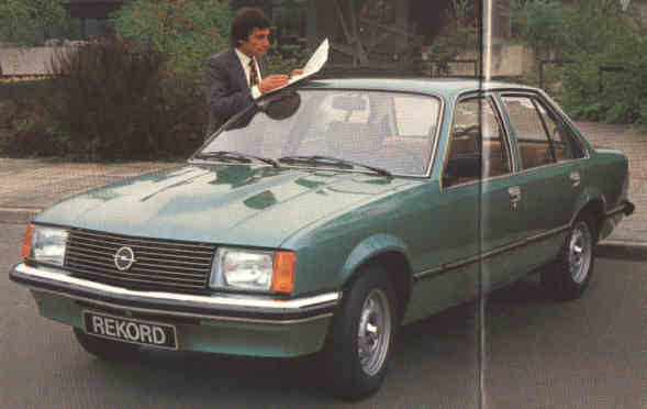 Picture of 1981 Opel Rekord, exterior