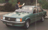 Picture of 1981 Opel Rekord, exterior, gallery_worthy