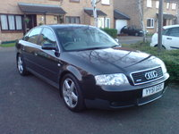 2002 Audi A6 Picture Gallery