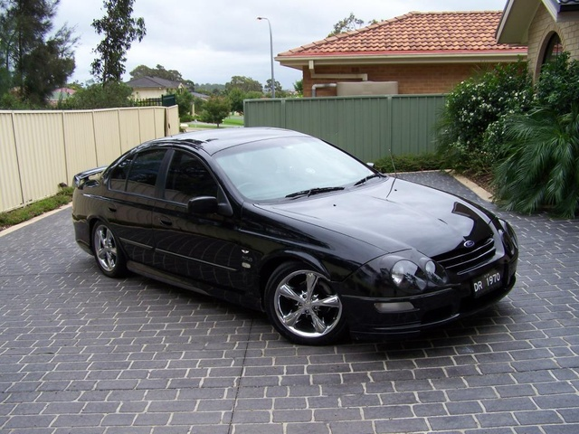 Picture of 2001 Ford Falcon, exterior