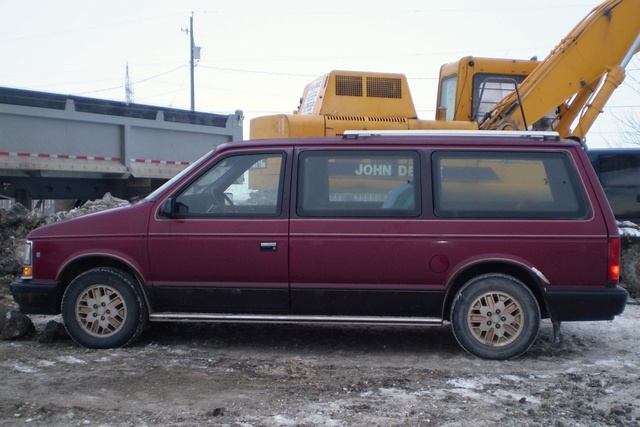 Dodge Grand Caravan Dr Le Passenger Van Extended Pic X