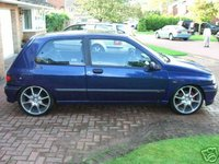 1995 Renault Clio Overview