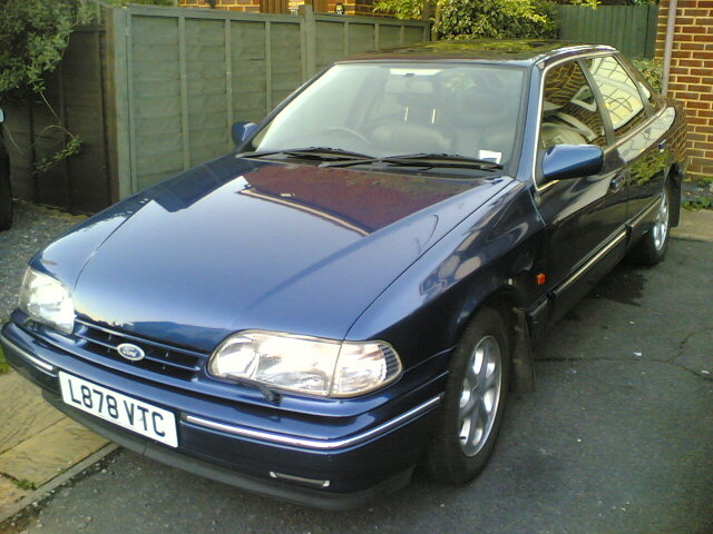 Picture of 1992 Ford Scorpio, gallery_worthy