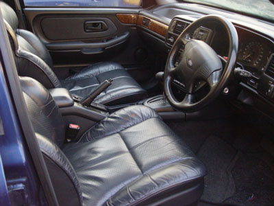 Picture of 1992 Ford Scorpio