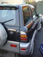 1998 Toyota RAV4 2 Door AWD, 1998 Toyota RAV4 2 Dr STD AWD SUV picture