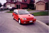 1990 Pontiac Firefly Overview