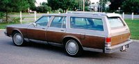 1984 Oldsmobile Custom Cruiser Overview