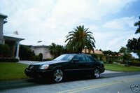 Picture of 1998 Mercedes-Benz CL-Class CL 600 Coupe, exterior