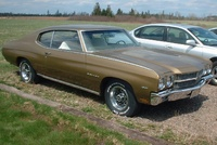 Picture of 1970 Chevrolet Malibu, exterior