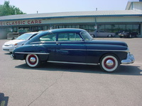 1950 Oldsmobile Eighty-Eight Overview