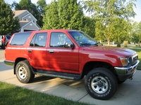1991 Toyota 4Runner Overview