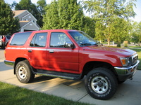 Picture of 1991 Toyota 4Runner 4 Dr SR5 V6 4WD SUV, exterior