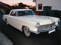 1956 Lincoln Continental Overview