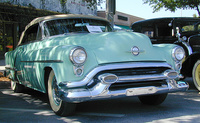 1953 Oldsmobile Eighty-Eight Overview