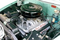 Picture of 1954 Dodge Coronet, engine