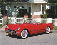 Picture of 1955 Chevrolet Corvette Convertible Roadster, exterior