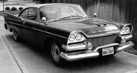 1958 Dodge Coronet Overview