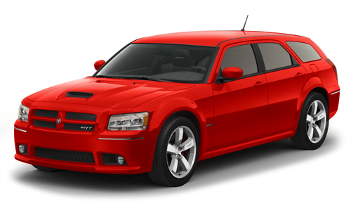 2008 Dodge Magnum SRT8 picture