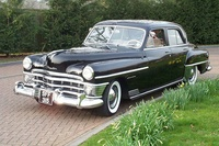 1950 Chrysler Imperial Overview