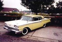 1959 Ford Galaxie Picture Gallery