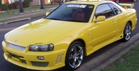 2003 Nissan Skyline Picture Gallery