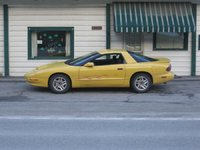 Picture of 1994 Pontiac Firebird Base, exterior