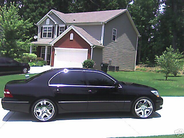2004 lexus ls 430 overview cargurus. Black Bedroom Furniture Sets. Home Design Ideas