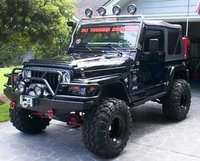 Picture of 1990 Jeep Wrangler Islander, exterior