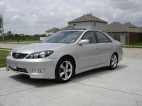 2005 Toyota Camry Picture Gallery